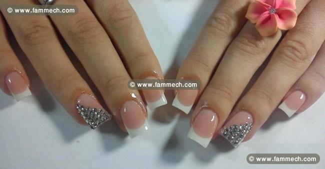 faux ongles avec thécnique gél et résine permanent