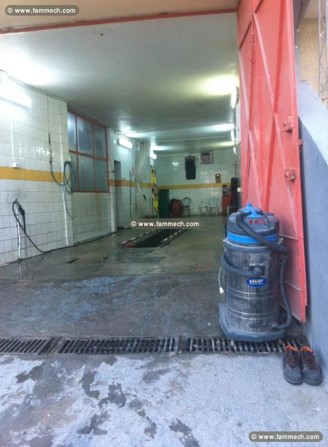 immobilier tunisie fond de commerce ariana ville fc station de lavage. Black Bedroom Furniture Sets. Home Design Ideas