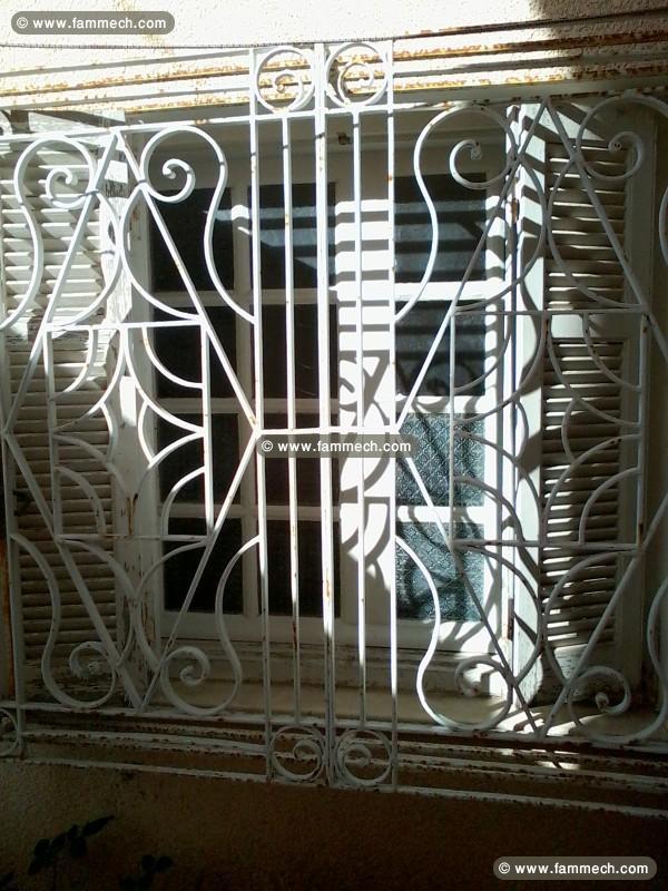 Bonnes affaires tunisie maison meubles d coration for Fenetre en fer