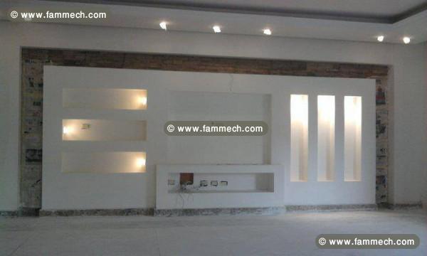 Bonnes affaires tunisie maison meubles d coration for Decor de platre 2015