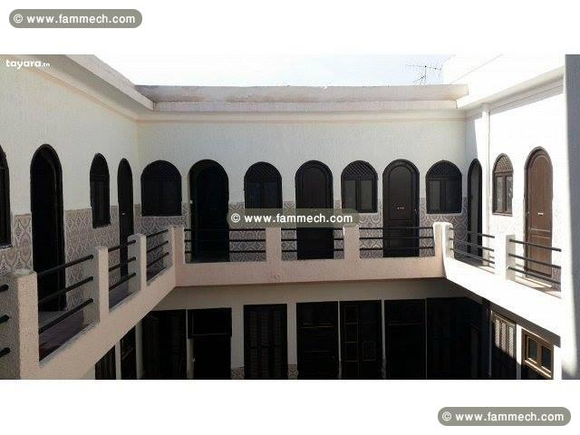 Foyer Universitaire Grand Tunis : Immobilier tunisie location appartement la medina