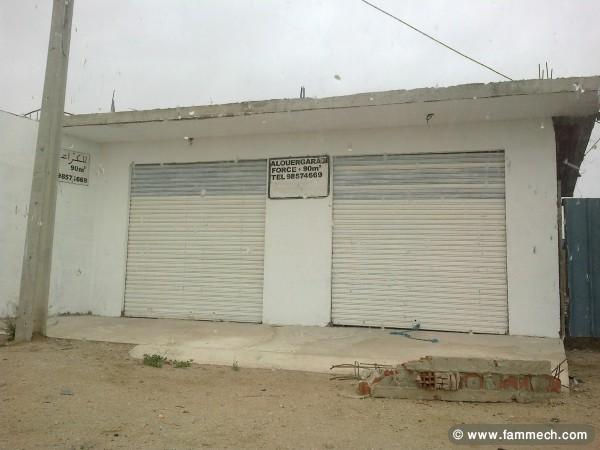 immobilier tunisie parking garage sfax sud garage a