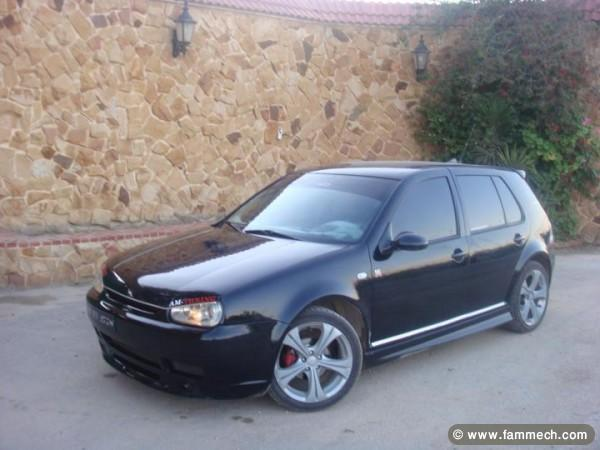voitures tunisie volkswagen golf iv sousse golf 4 tuning 2. Black Bedroom Furniture Sets. Home Design Ideas