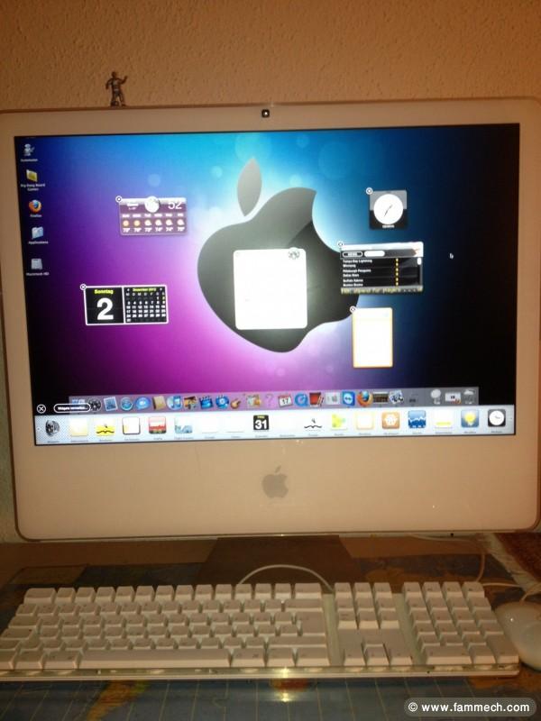 bonnes affaires tunisie ordinateurs de bureau imac 27 pouce a 955 dinars. Black Bedroom Furniture Sets. Home Design Ideas