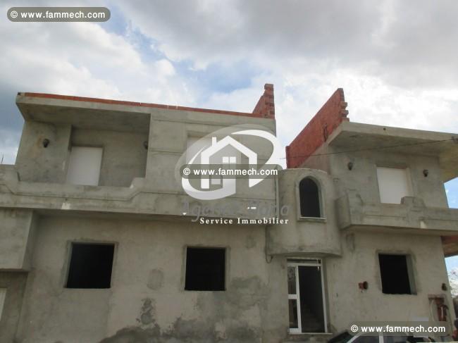 immobilier tunisie vente maison mahdia immeuble avec prix du terrain 6. Black Bedroom Furniture Sets. Home Design Ideas