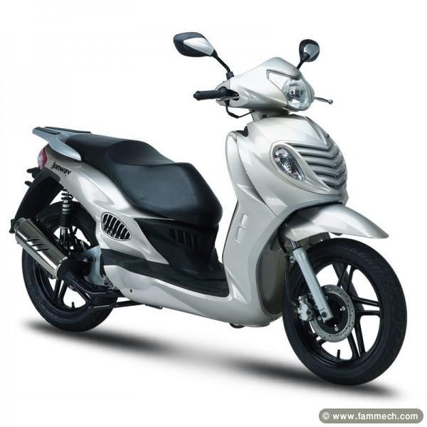 moto scooter tunisie