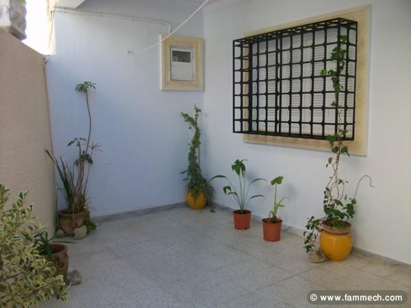 Immobilier tunisie vente maison hammamet la villa des rideaux v124 1 - La maison des rideaux ...