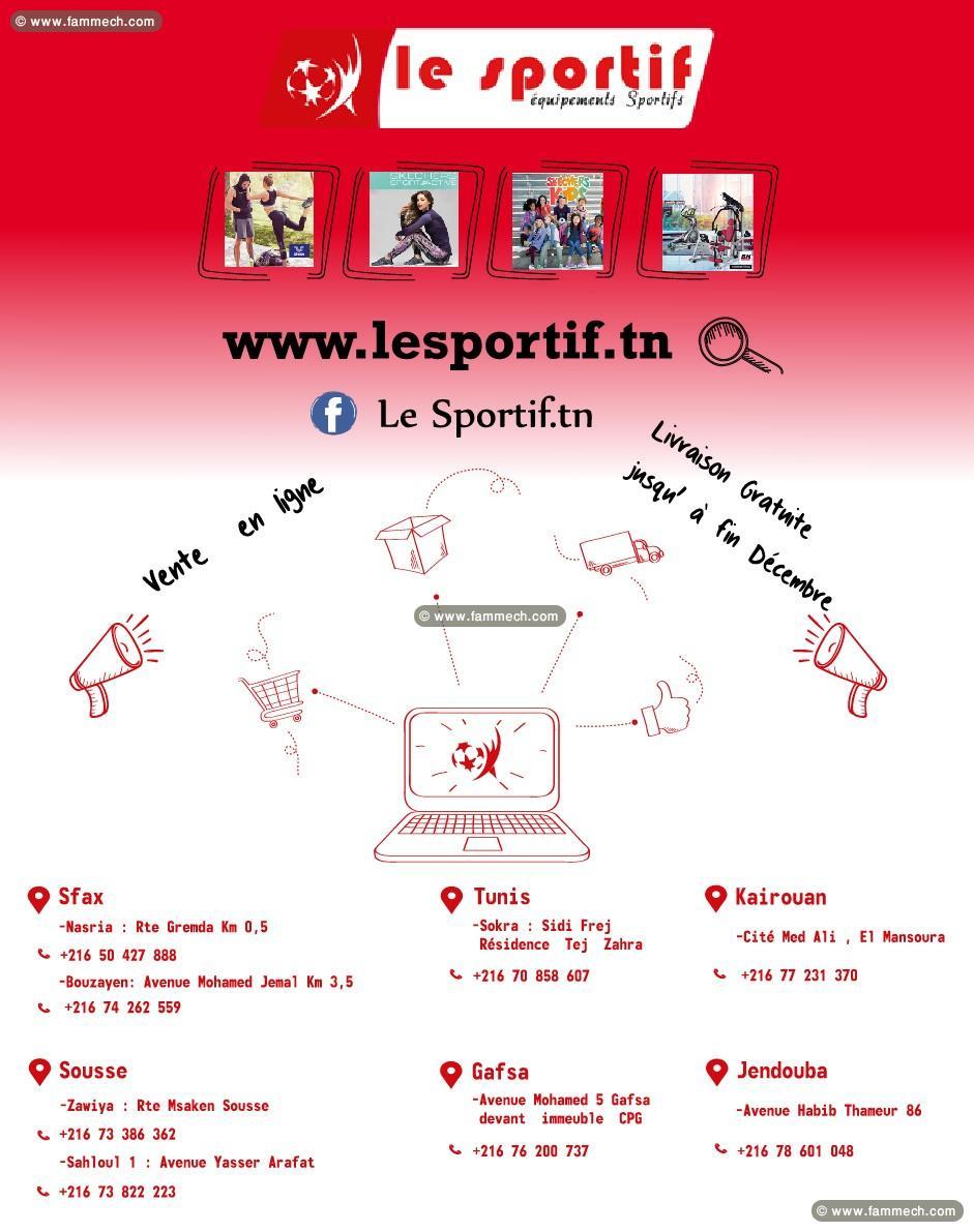 Bonnes Affaires Tunisie   Vêtements, Accessoires   Le Sportif 0