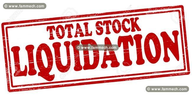 Bonnes affaires tunisie consommables liquidation for Liquidation entrepot