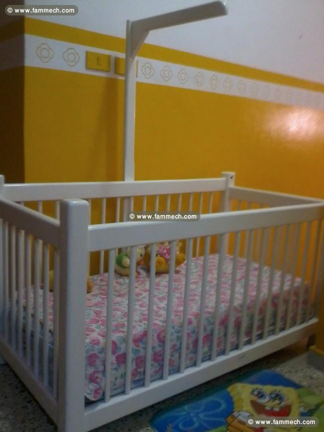 bonnes affaires tunisie maison meubles d coration lit b b. Black Bedroom Furniture Sets. Home Design Ideas