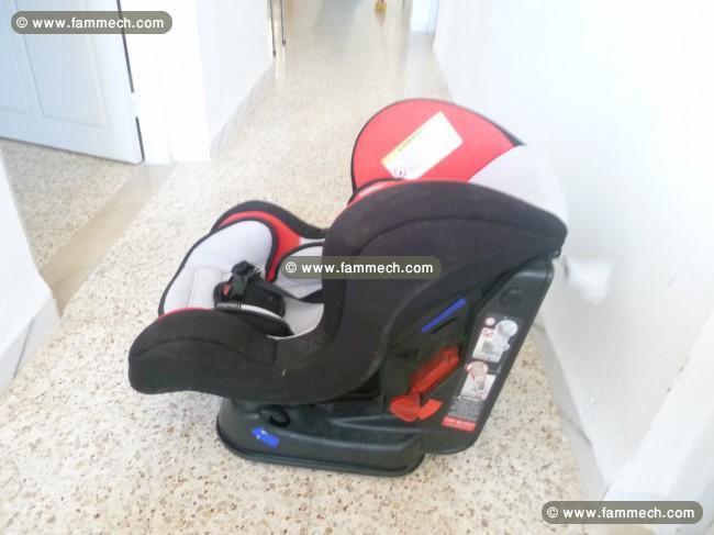 Bonnes affaires tunisie collections lit b b pliant et for Chaise auto pour bb