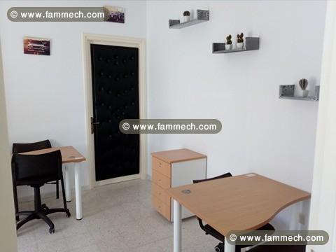 Immobilier tunisie location bureaux sousse ville location