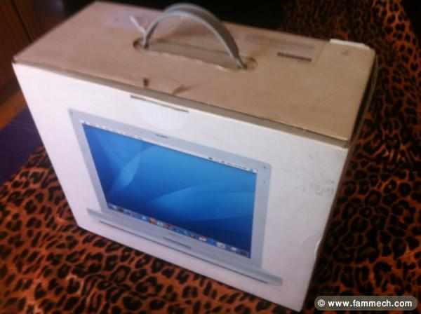 Mac Apple Portable Ibook 4g