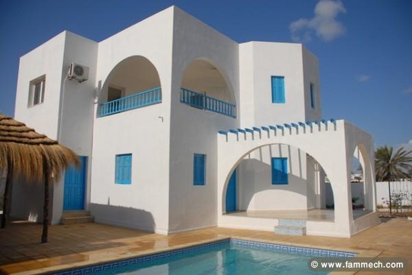 Immobilier tunisie vente maison midoun maison vendre - Accessoires maison pas cher ...