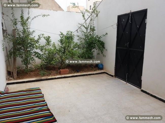 Immobilier tunisie location maison sousse ville maison meublée