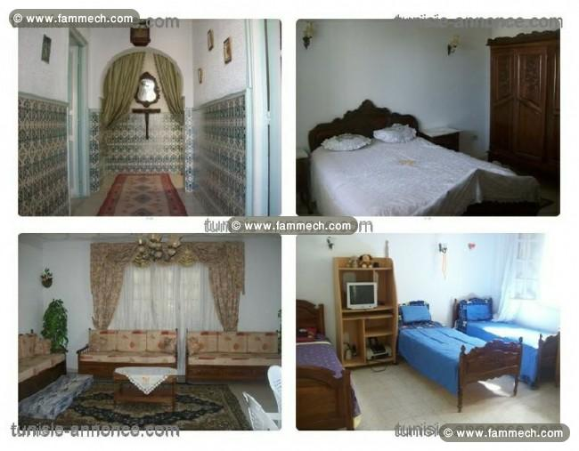 Immobilier tunisie location vacances kelibia maison for Chambre de commerce en tunisie