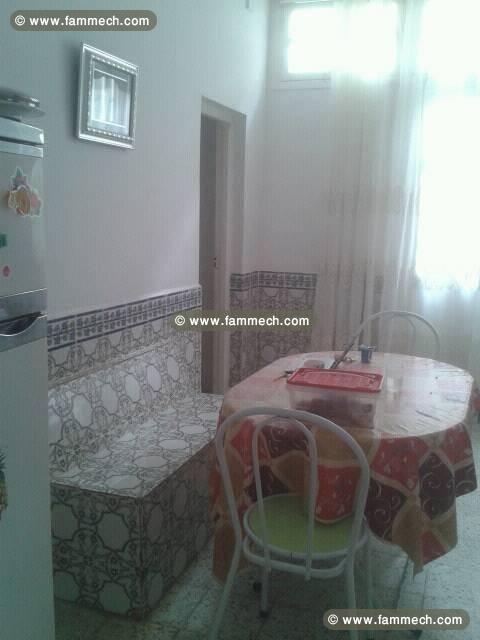 Immobilier tunisie vente maison le bardo maison rez de for Maison rez de chaussee