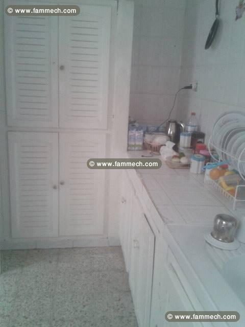 Immobilier tunisie location maison le bardo maison rez for Maison rez de chaussee