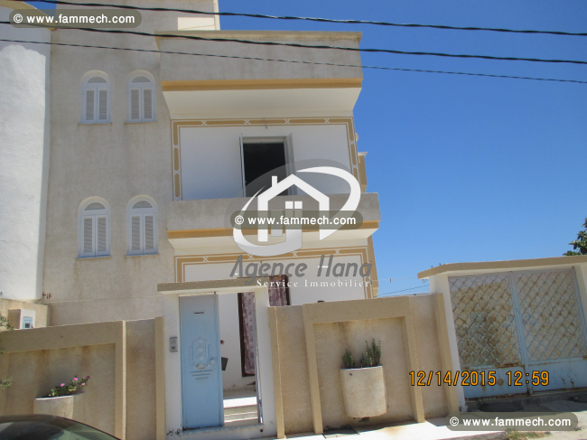 Immobilier tunisie vente maison mahdia maison style - Style maison americaine ...