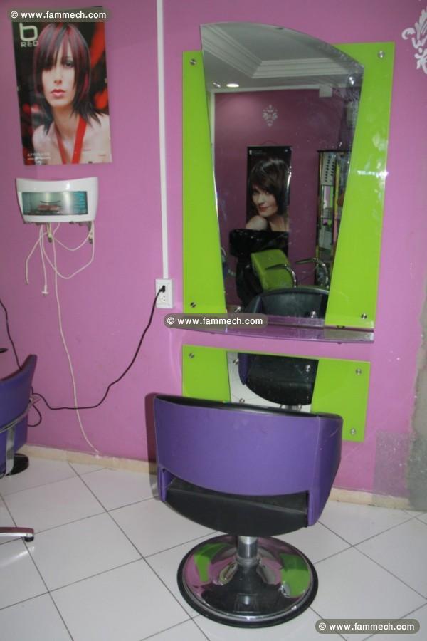 Vente materiel de coiffure d occasion coiffures la for Materiel salon de coiffure occasion