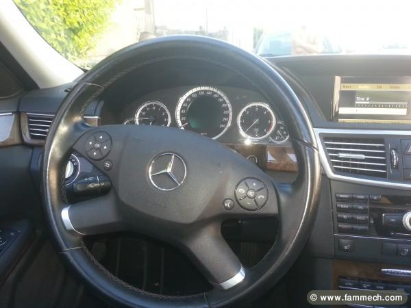 voitures tunisie mercedes classe e tunis mercedes e200 amg 2. Black Bedroom Furniture Sets. Home Design Ideas