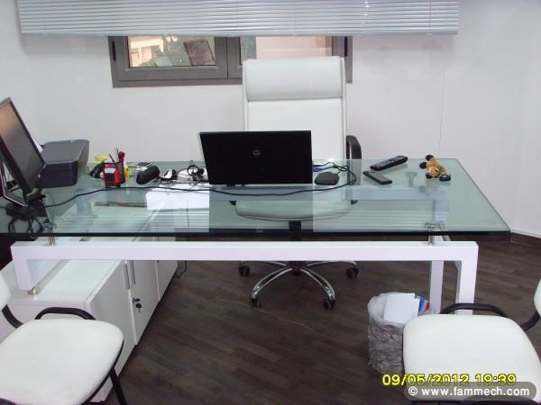 Bureaux meubles tunisie: location bureau meublé montplaisir tunis