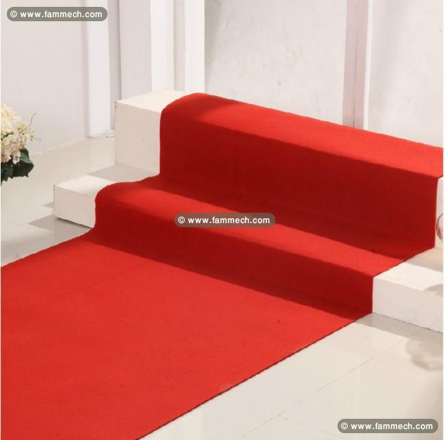 Bonnes affaires tunisie maison meubles d coration moquette feutre vert rouge gris noir for Moquette feutre
