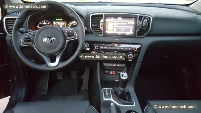 voitures tunisie kia sportage gabes nouvelle kia sportage. Black Bedroom Furniture Sets. Home Design Ideas