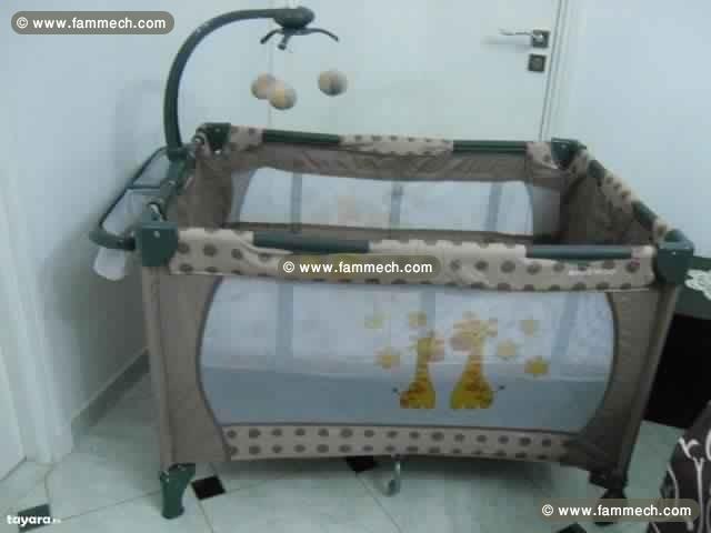 bonnes affaires tunisie bricolage jardin chauffage parc lit 2 niveaux 1. Black Bedroom Furniture Sets. Home Design Ideas