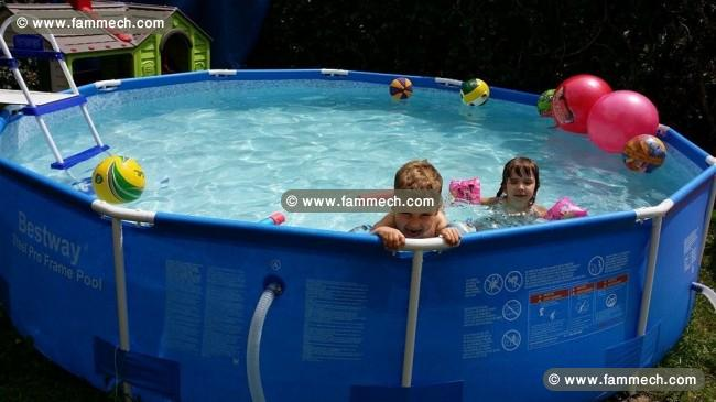 bonnes affaires tunisie bricolage jardin chauffage piscine tubulaire bestway 1. Black Bedroom Furniture Sets. Home Design Ideas