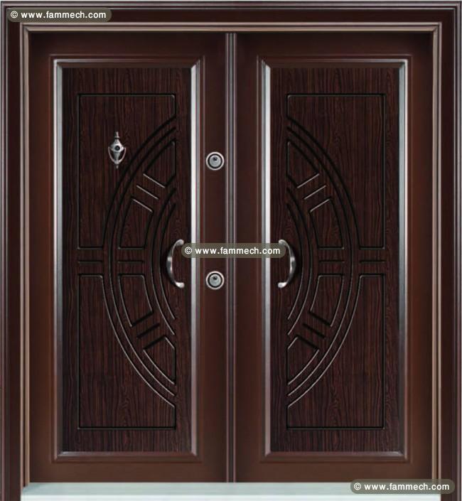 Porte Blinde Maison Finest Charmant Porte Blinde Dans Porte D Accs - Porte placard coulissante jumelé avec porte d entrée appartement blindée