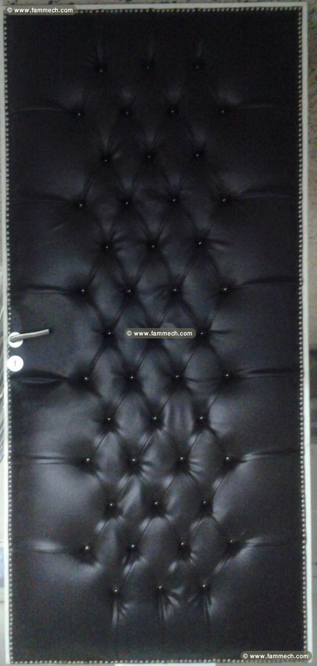 bonnes affaires tunisie mat riel pro porte capitonn e. Black Bedroom Furniture Sets. Home Design Ideas