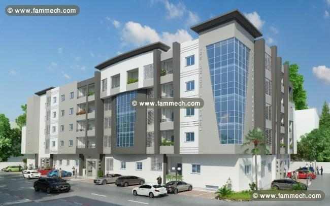 Immobilier tunisie vente immeuble sfax sud r sidence for Immeuble bureautique