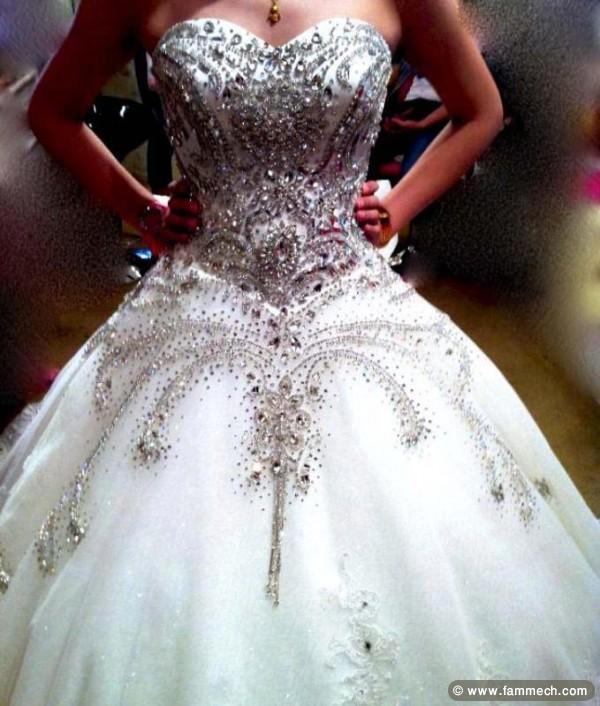 Vente robe de mariage a tunis