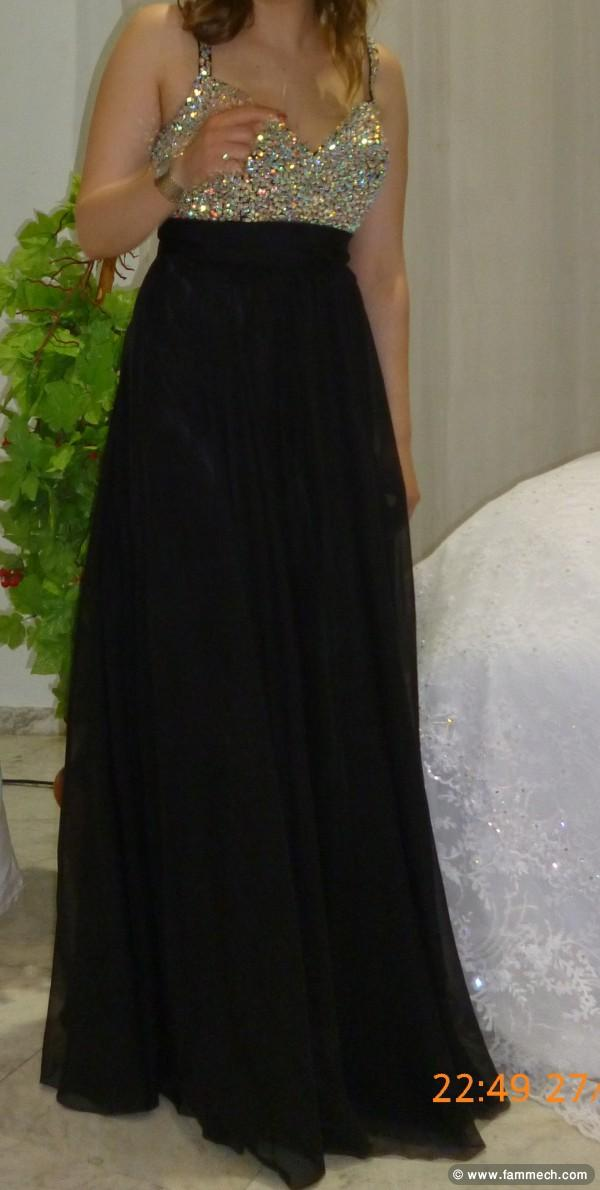 Vente de robe de soiree d'occasion