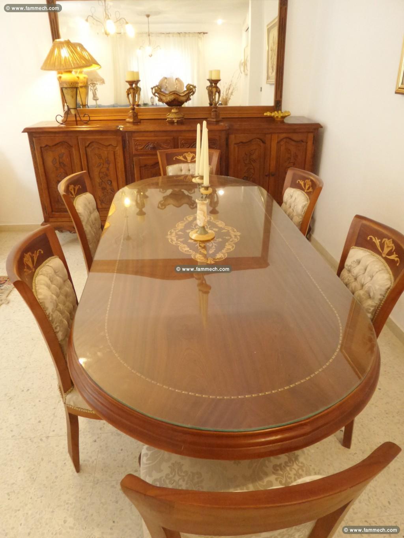 Bonnes affaires tunisie maison meubles d coration for Salle a manger tayara