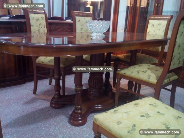 Bonnes affaires tunisie maison meubles d coration for Salle a manger complete italienne