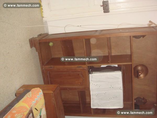 Maison en bois tunisie for Meuble 5 etoiles tunisie mnihla salon