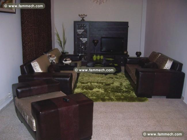 Bonnes affaires tunisie maison meubles d coration for Table ronde 6 places