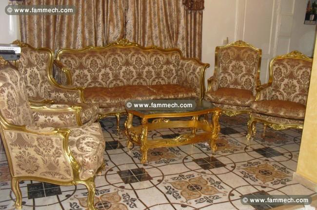 Bonnes affaires tunisie maison meubles d coration for Salon egyptien