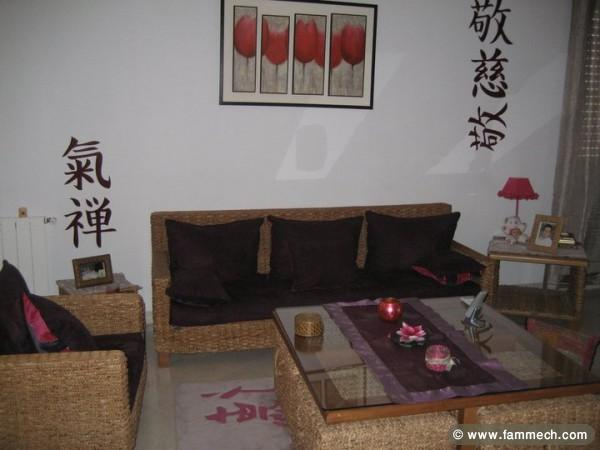 bonnes affaires tunisie maison meubles d coration salon et salle manger en rotin et bambou 1. Black Bedroom Furniture Sets. Home Design Ideas