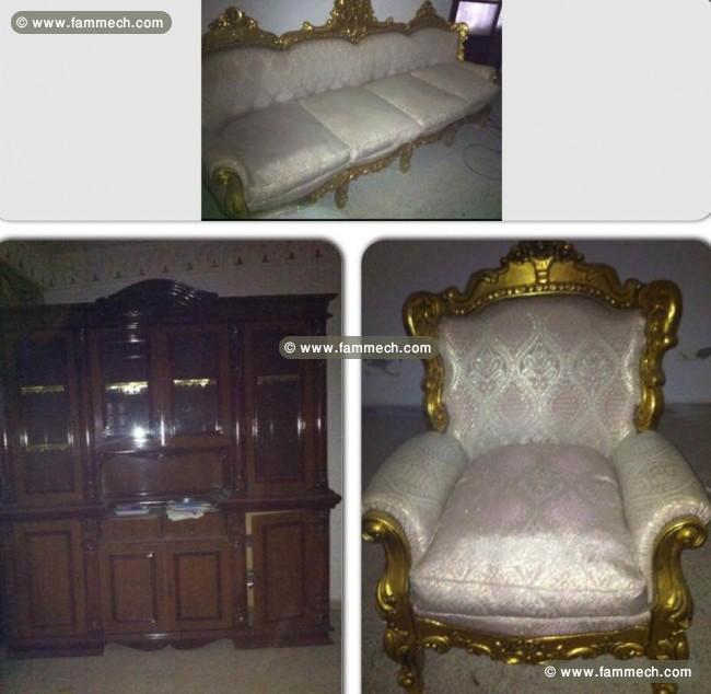 Bonnes Affaires Tunisie Maison Meubles Décoration Salon Louis 14
