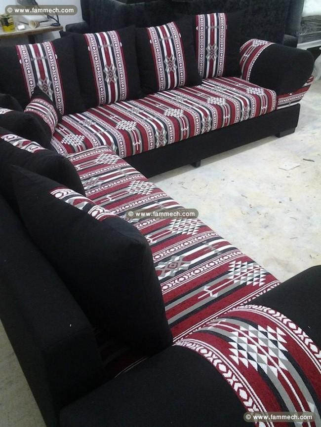 D coration salon tunisienne traditionnelle for Decoration maison normande traditionnelle