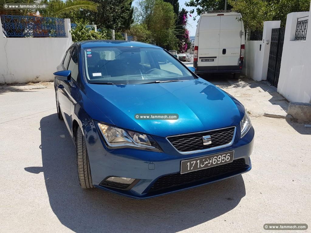 voitures tunisie seat leon ariana seat leon 1 2 tsi essence. Black Bedroom Furniture Sets. Home Design Ideas