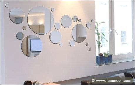 Bonnes affaires tunisie maison meubles d coration for Decoller un miroir du mur