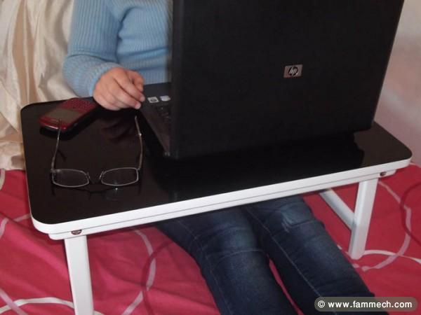 Bonnes affaires tunisie tablette tactile tablette pour - Tablette pour ordinateur portable lit ...