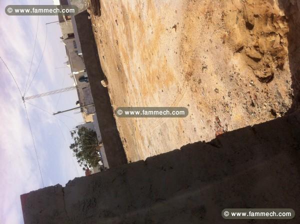 Immobilier tunisie terrain vendre zarzis terrain a for Achat maison zarzis