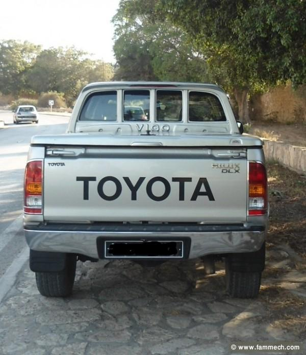 toyota hilux 2 portes prix tunisie tracteur agricole. Black Bedroom Furniture Sets. Home Design Ideas