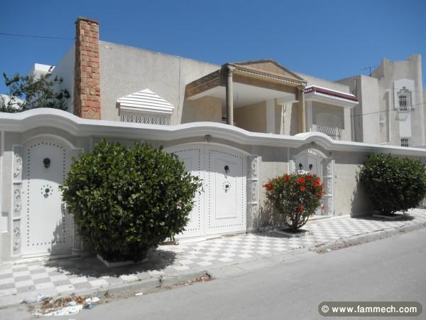 Des Belles Maisons En Tunisie