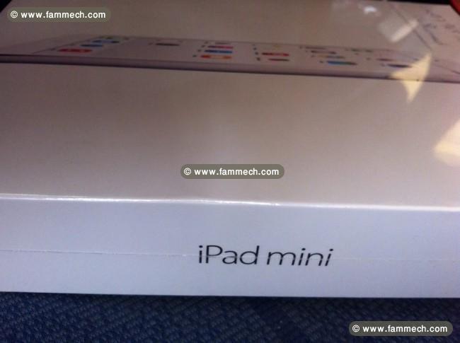 bonnes affaires tunisie tablette tactile un ipad mini. Black Bedroom Furniture Sets. Home Design Ideas